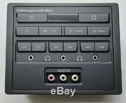 Org. VW Touran Golf Plus Multimedia Système L' Unité D'Exploitation Individuel