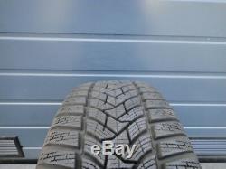 Original Audi Seat Skoda VW Jantes Acier avec Pneus D'Hiver 205/55R16 91H 5-8 Mm