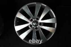 Original VW Touran Golf 5 6 Plus 7J X 17 Pouces Jantes ET54 LK5x112 5K0601025Q