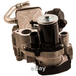 Pour VW AUDI SEAT SKODA EGR Valve AGR + Refroidisseur 1.6/2.0 TDI 03l131512cf