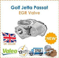 Pour VW Golf Jetta Passat Scirocco Touareg Touran 2.0TDi Valeo Électrique EGR