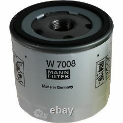 Révision Filtre LIQUI MOLY Huile 5L 0W-30 pour Mazda 2 Dy 1.4 1.25 Volvo V40