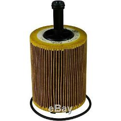 Révision Filtre Liqui Moly Huile 5L 5W-40 pour VW Touran 1T1 1T2 2.0