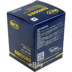 Sketch D'Inspection Filtre Castrol 10L Huile 5W30 pour VW Touran 1T1 1T2 1.4