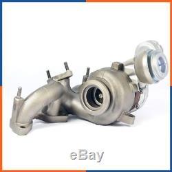 Turbo Turbocompresseur Neuf pour AUDI A3 2.0 TDI 136 140 cv 724930-0001, 7249302