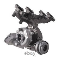 Turbocharger for VW Passat GOLF V Caddy Jetta Touran 2,0 TDi BMP BMM 103kw 140PS