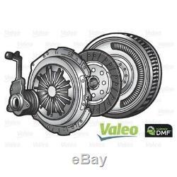 VALEO Kit d'embrayage FULLPACK DVA (CSC), pour moteurs avec volant bimasse pour