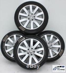 VW GOLF V VI PLUS JETTA SCIROCCO EOS TOURAN FELGI 17 KOA OPONY felga 5K0601025F