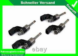 VW Golf Plus 5m1 Injecteur 4mal 03C906036M 1.4 TSI
