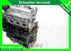 VW Moteur BMY 1.4 TSI 103 Kw Touran I 1T2 1T3 Golf V Plus Jetta III 126Tkm