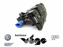 VW ORIGINAL SERRURE DE PORTE ARRIÈRE re. Pour Golf 5, 6, Plus, Jetta 7l0839016d