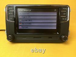 Volkswagen RCD330 RCD330G Plus multimedia Navigation System Golf Tiguan Touran